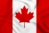 Fabric texture of the flag of Canada.jpg