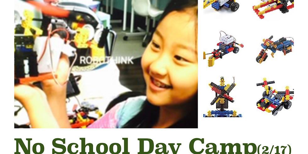 No School Day Camp 2/17 ($85)