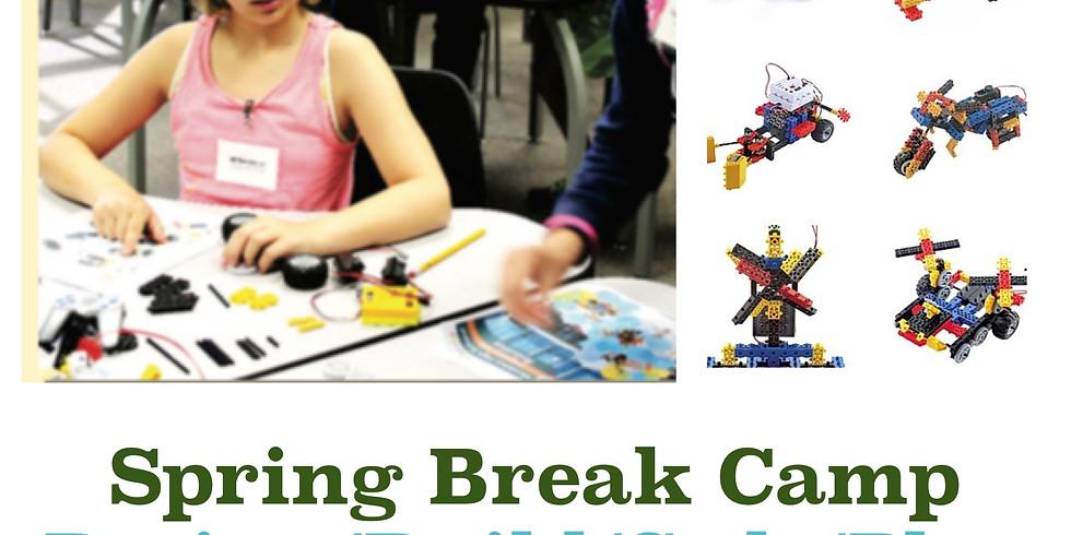 3 Day Spring Break Camp (3/24~3/26, K to 5th)