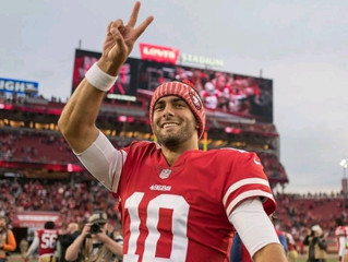 Garoppolo Is The Highest Paid Player In The NFL