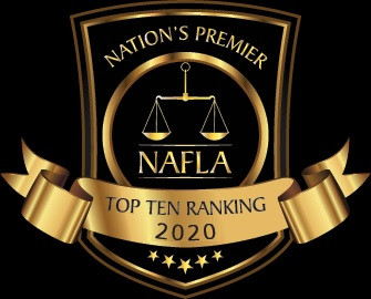 Top 10 National Academy Of Family Law Attorneys Award