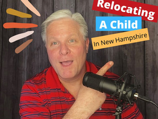CAN I MOVE WITH MY CHILD IF I HAVE A NEW HAMPSHIRE PARENTING PLAN