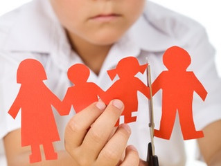 Actually Some Very Good Advice for Divorcing Parents