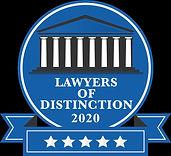 Lawyers of Distinction Award 2020.jpg