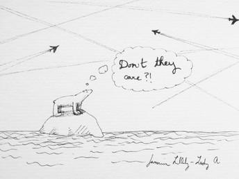 DON'T THEY CARE (POLAR BEAR)