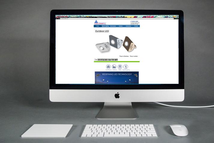 Lux-Craft Web Concept
