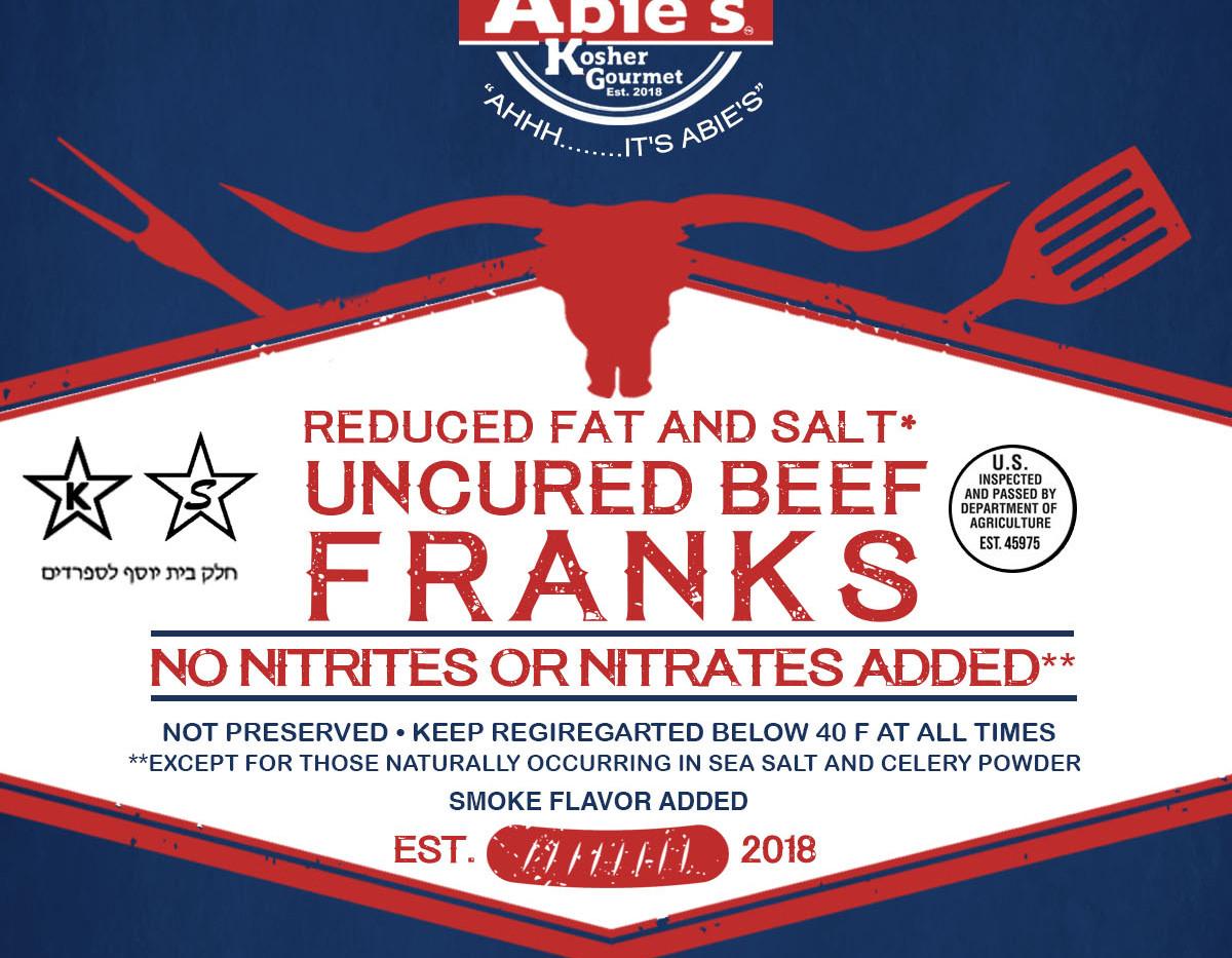 Abie's Reduced Fat/Salt Concept