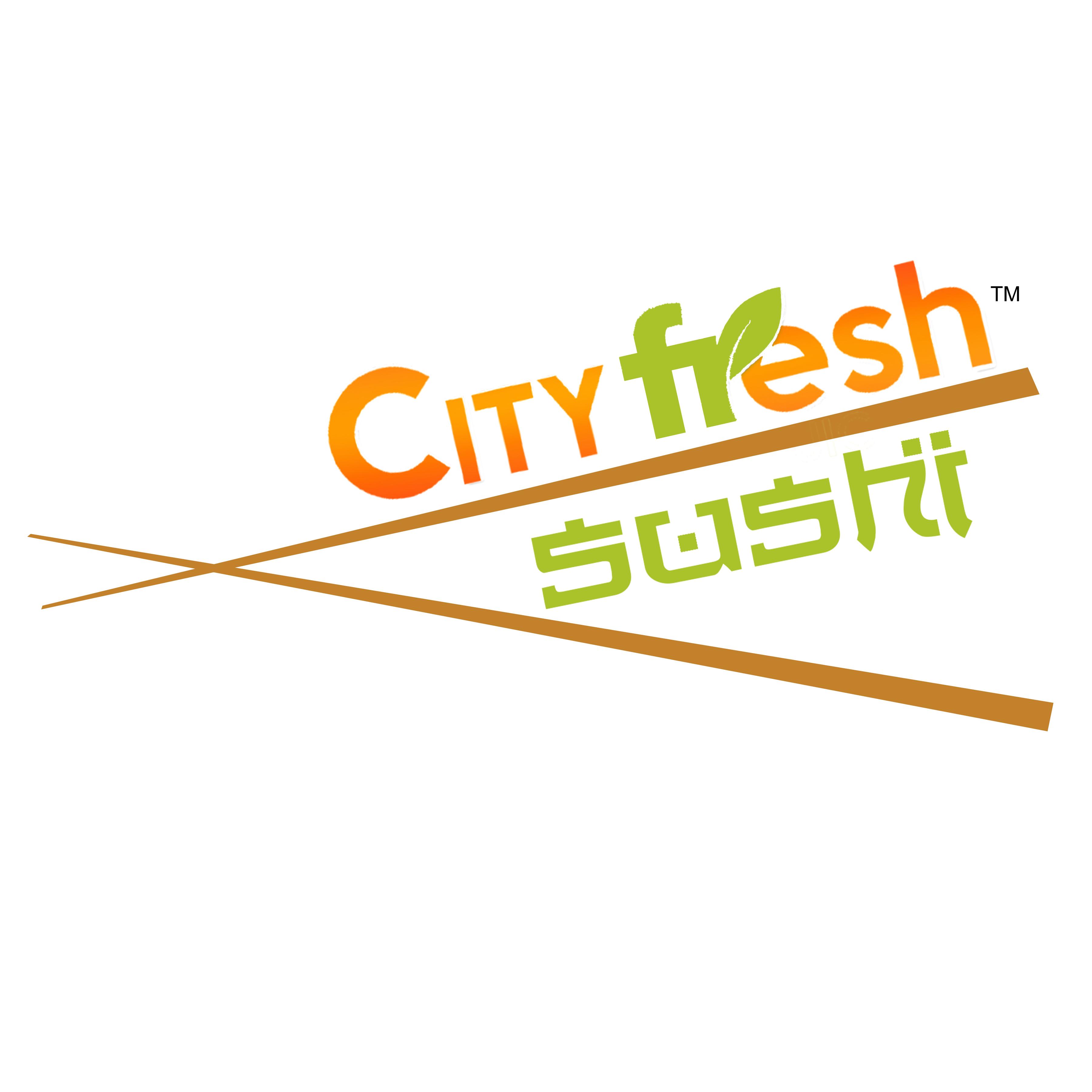 City Fresh Sushi Logo
