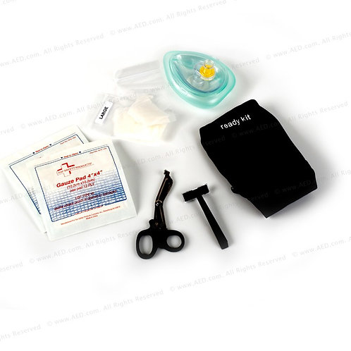 CPR READY KIT FOR THE POWERHEART AEDS G3/G5