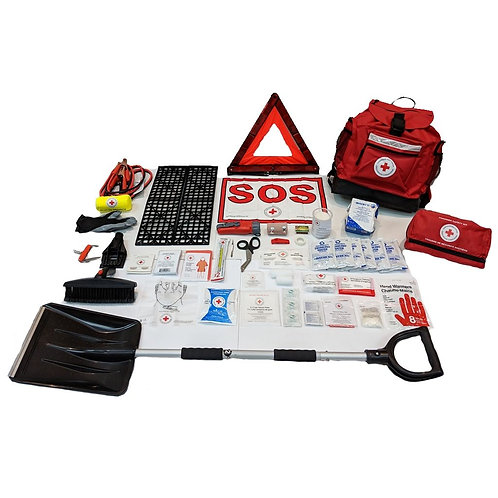 Red Cross - Winter Roadside Emergency Kit