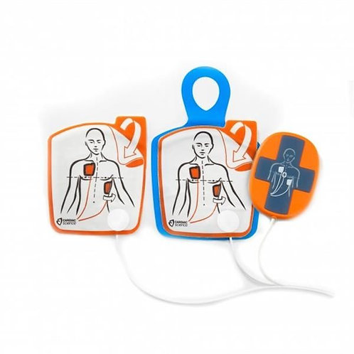 POWERHEART G5 INTELLISENSE ADULT DEFIBRILLATION PADS WITH CPR FEEDBACK