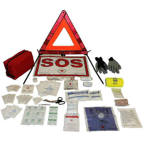 Red Cross - Roadside First Aid and Safety kit