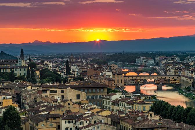 Fiery Firenze