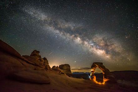 Delicate Stars