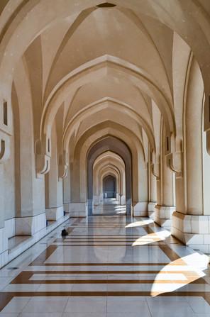 Polished Hall