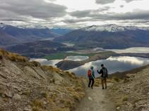 Enjoying the Views in New Zealand