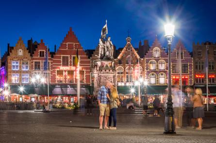 Fifteen Seconds in Bruges