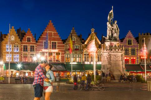 Thirteen Seconds in Bruges