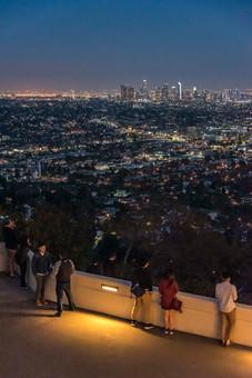 LA in the Evening