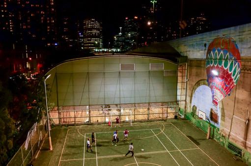 Sydney Soccer