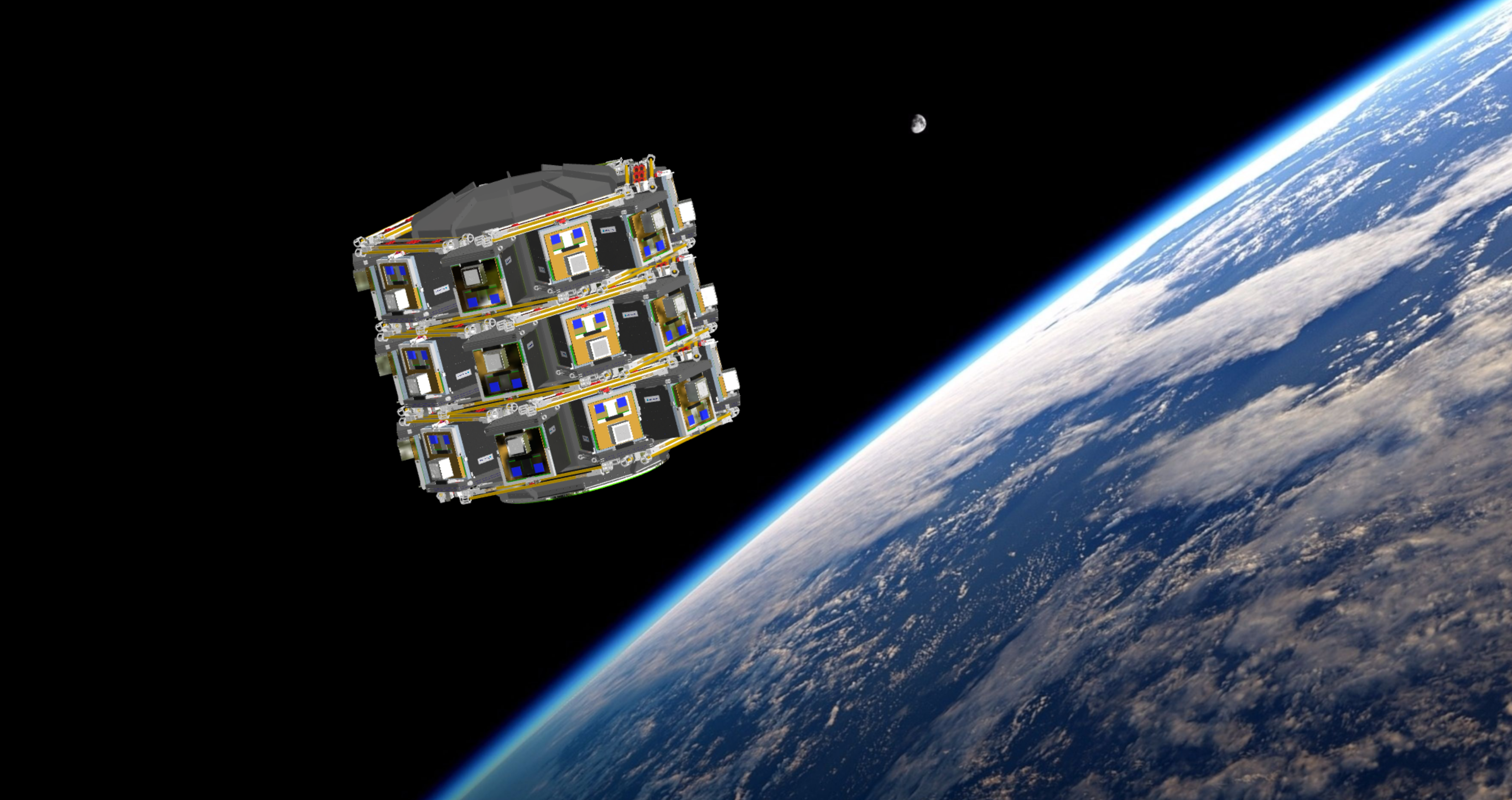 Stack in space, fairing separated.PNG