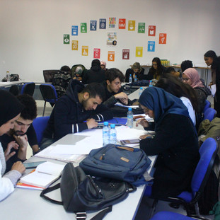SDGs Workshop with students in Fez