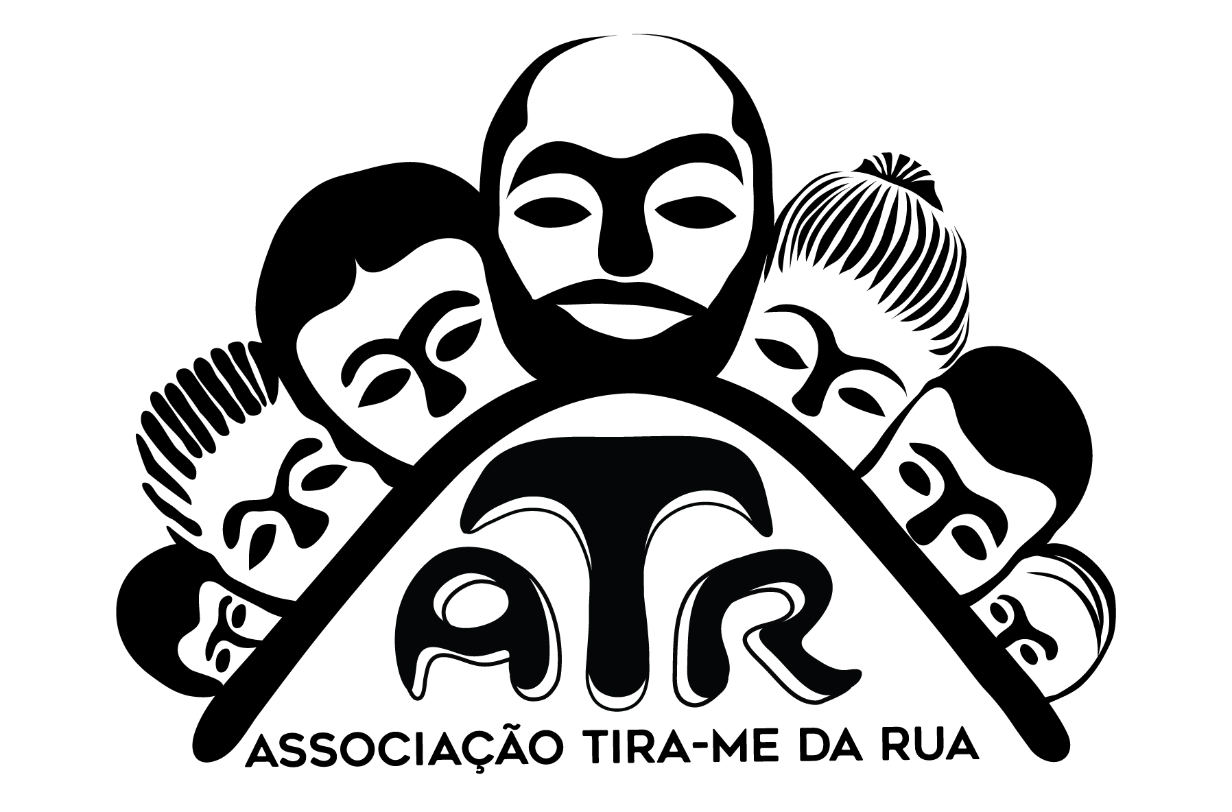 LogoGRANDE_PeB_ATRLogo