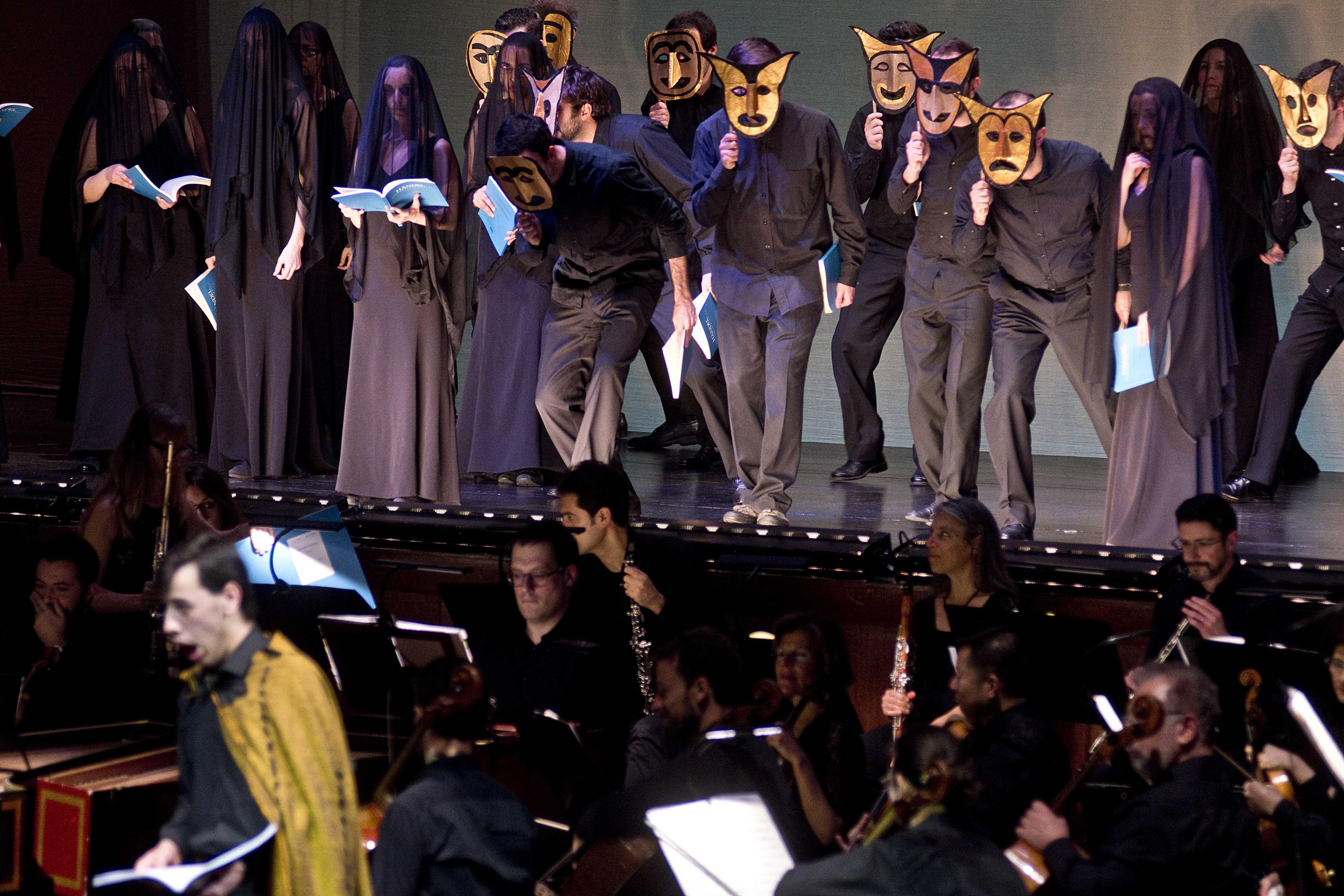 Produção de Máscaras