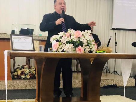 23 de Fundação da Igreja Pentecostal Sal da Terra