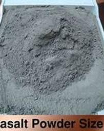 Basalt Dust