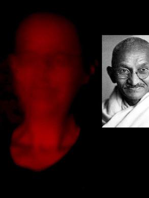 Transfiguration of Ghandi