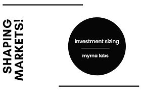 Mar 2020 - investment sizing in the wake of Covid-19
