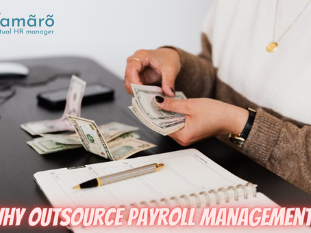 Why Outsource Payroll Management?