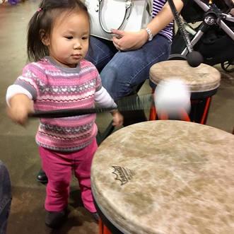 #drumin #drumforwellness