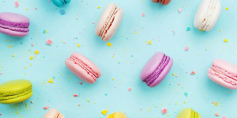 Mastering The Art Of Making Macarons - Online