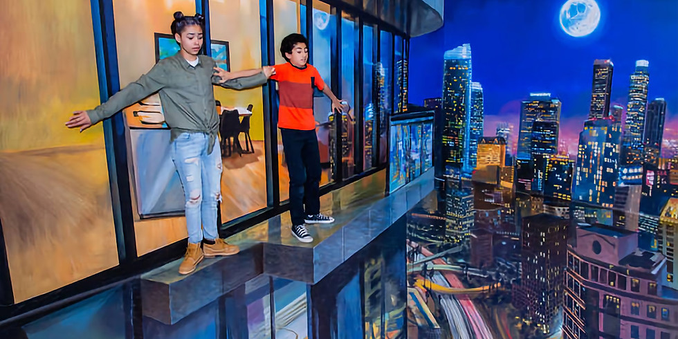 Museum of Illusions: Produce Amazing Pics With All-New Exhibits