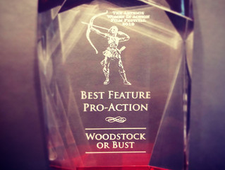 Woodstock or Bust wins Big !