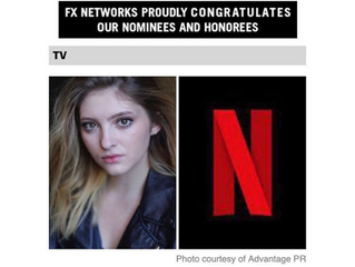 Willow Shields Joins 'Spinning Out'