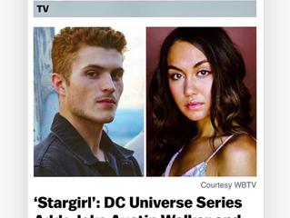 Meg Delacy Joins 'Stargirl'