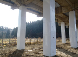 北海道新幹線 耐震補強