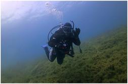 2021年 支笏湖ダイビング