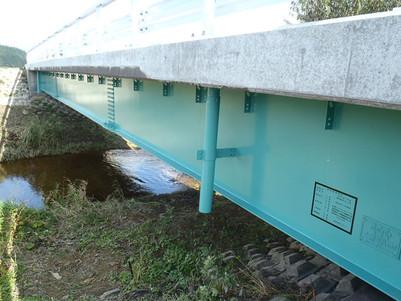 鋼道路橋 塗替