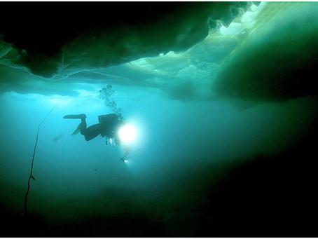 2020年 流氷ダイビングツアー  世界遺産の海♪北海道 知床 流氷ダイビングツアー開催!