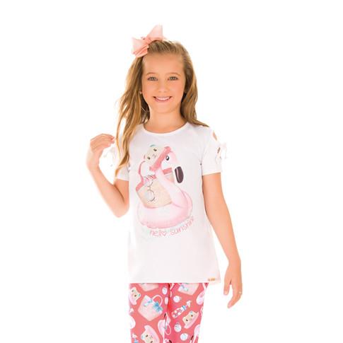 36862 - conj blusa em cotton e legging e