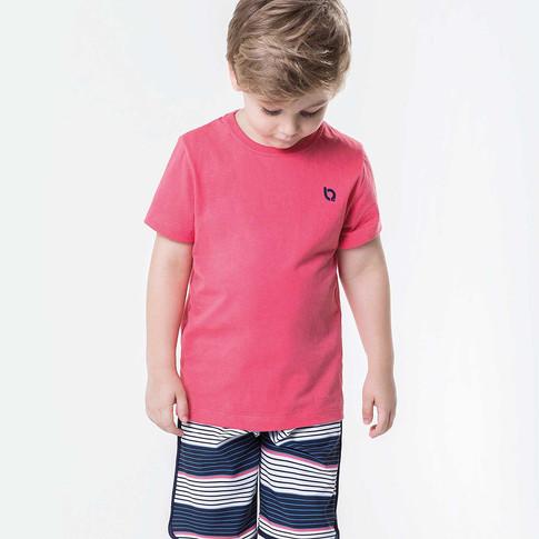 29255 - conj camisa de meia malha e berm