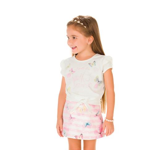 36216 - conj blusa boxy cotton e short s