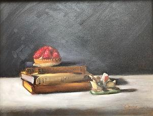Strawberry Tart Rabbit
