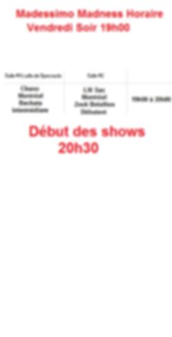 Horaire Total Madnes 2020_vendredi.png