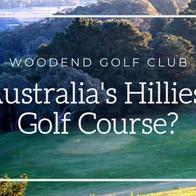 Woodend Golf Club, Victoria, Australia