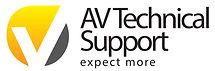 AV Technical Support Logo